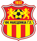 FK Makedonija GP Logo