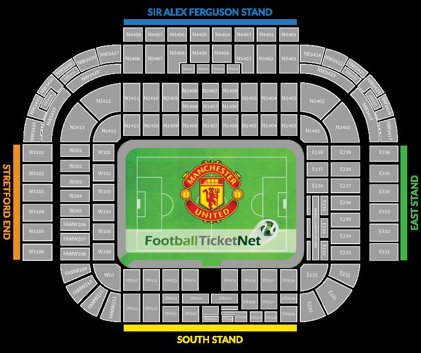 Manchester United vs Liverpool 19/10/2019   Football Ticket Net