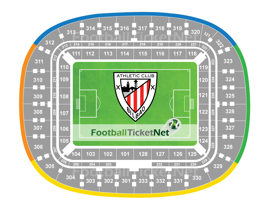 Real Madrid Bilbao Tickets