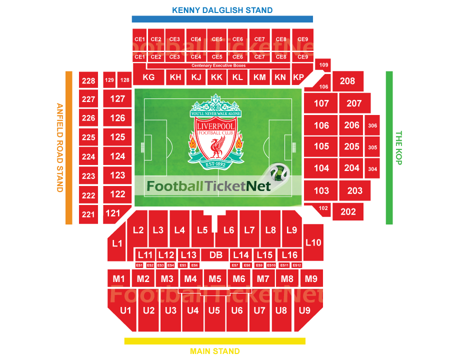 Liverpool Vs Southampton 22 09 2018 Football Ticket Net