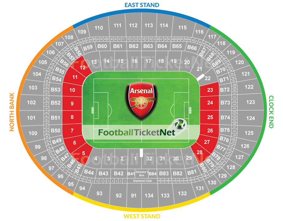 Arsenal Vs Crystal Palace 20 04 2019 Football Ticket Net