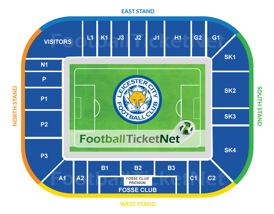 Leicester City vs Sevilla FC 14/03/2017 | Football Ticket Net