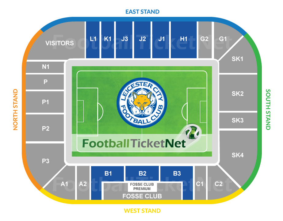 Chelsea fc official site for news tickets fixtures - Leicester city ticket office contact number ...