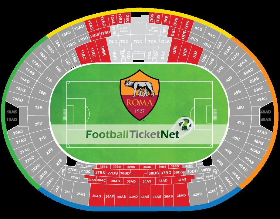 As Roma Vs Fk Austria Wien 20 10 2016 Football Ticket Net