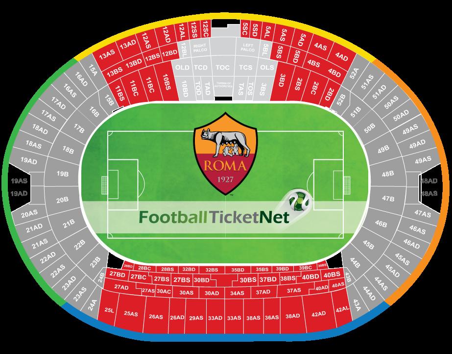 Inter Milan Seating Plan