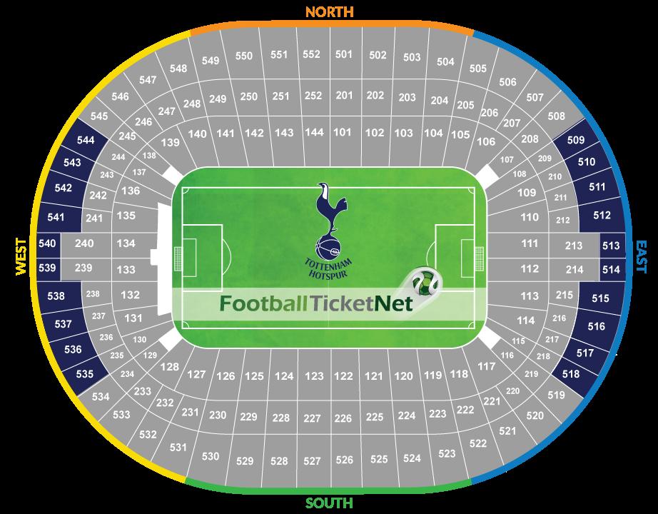Tottenham Hotspur Vs Watford 30 04 2018 Football Ticket Net