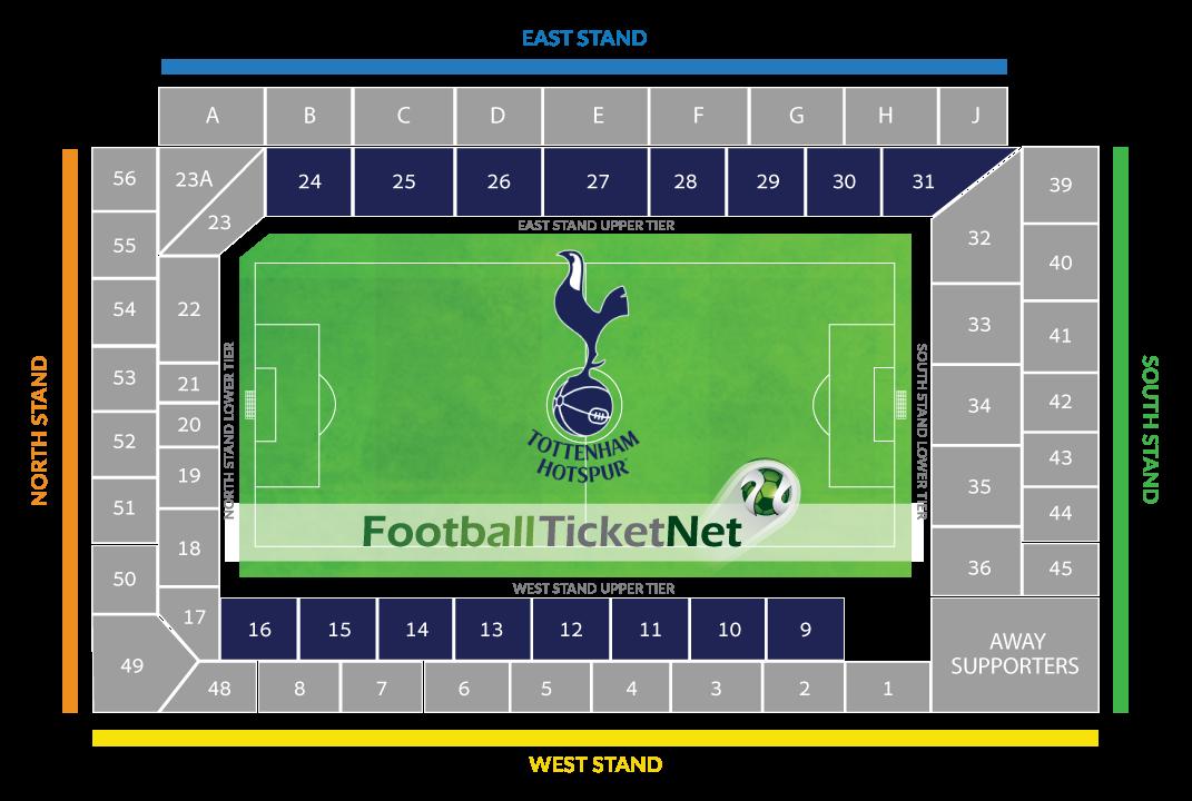 Image Result For Tottenham Hotspur Vs Juventus Football Ticket Net