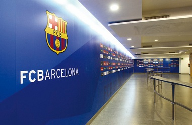 Camp Nou Stadium Tours