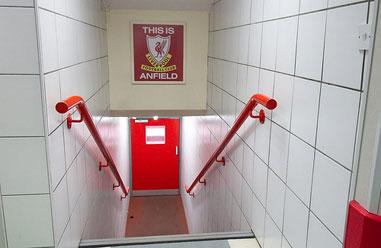 Liverpool Stadium Tour Prices