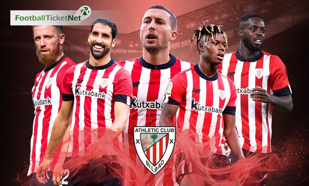 Athletic Bilbao Tickets 2019/20 Season | Football Ticket Net