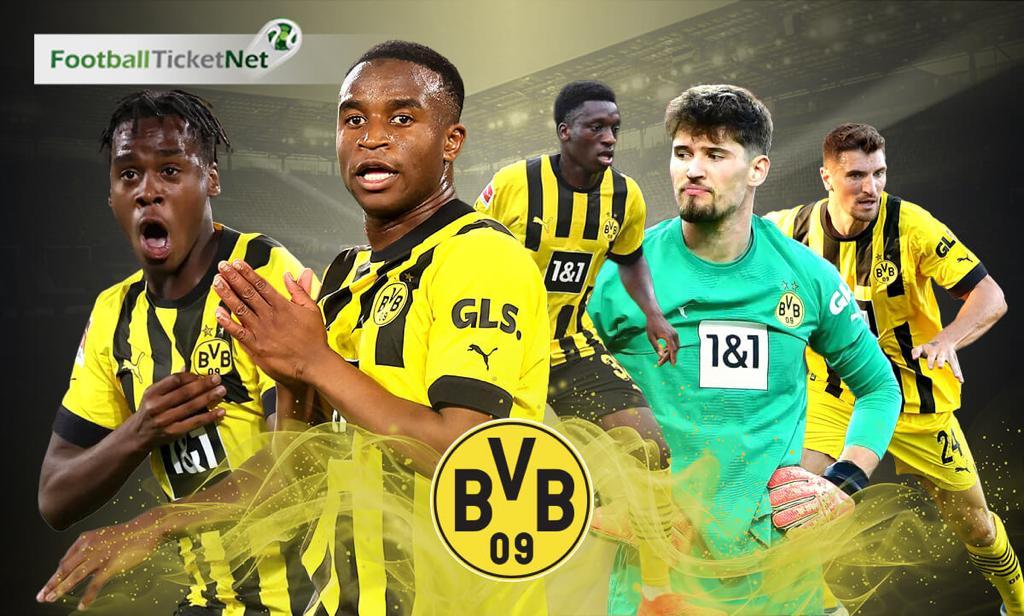 e7b7bafed24 Borussia Dortmund Tickets 2018 19 Season
