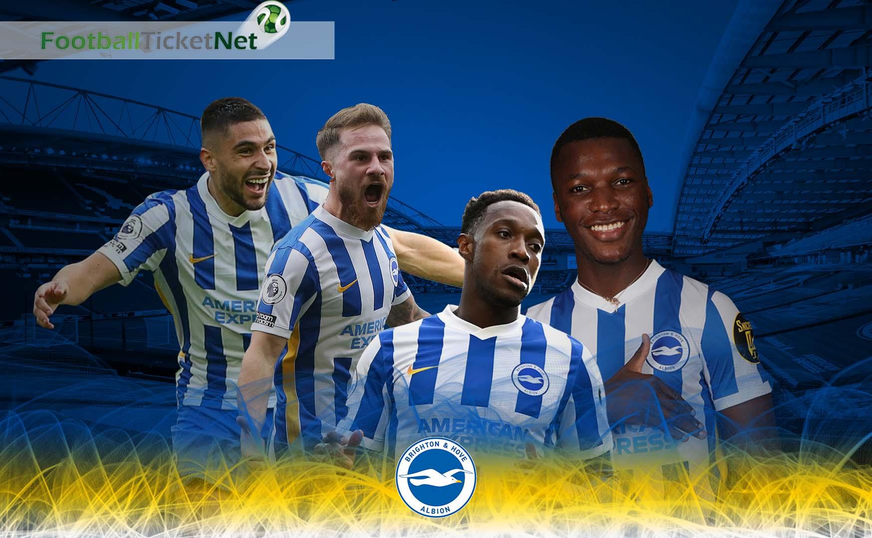 Brighton & Hove Albion Aufstellung