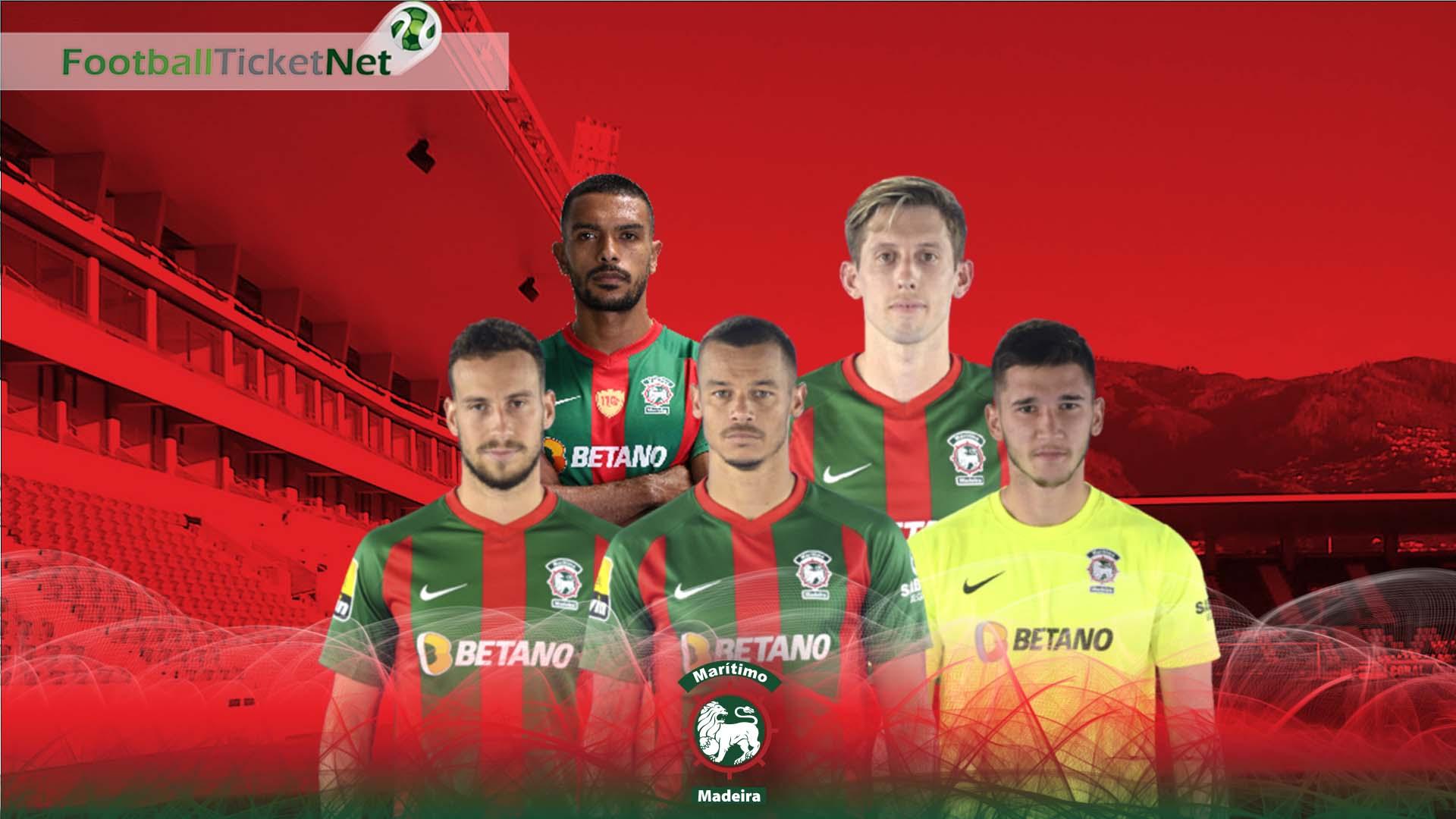 CS Maritimo Tickets. CS Maritimo 2018 19 ... cd7770c403d1a