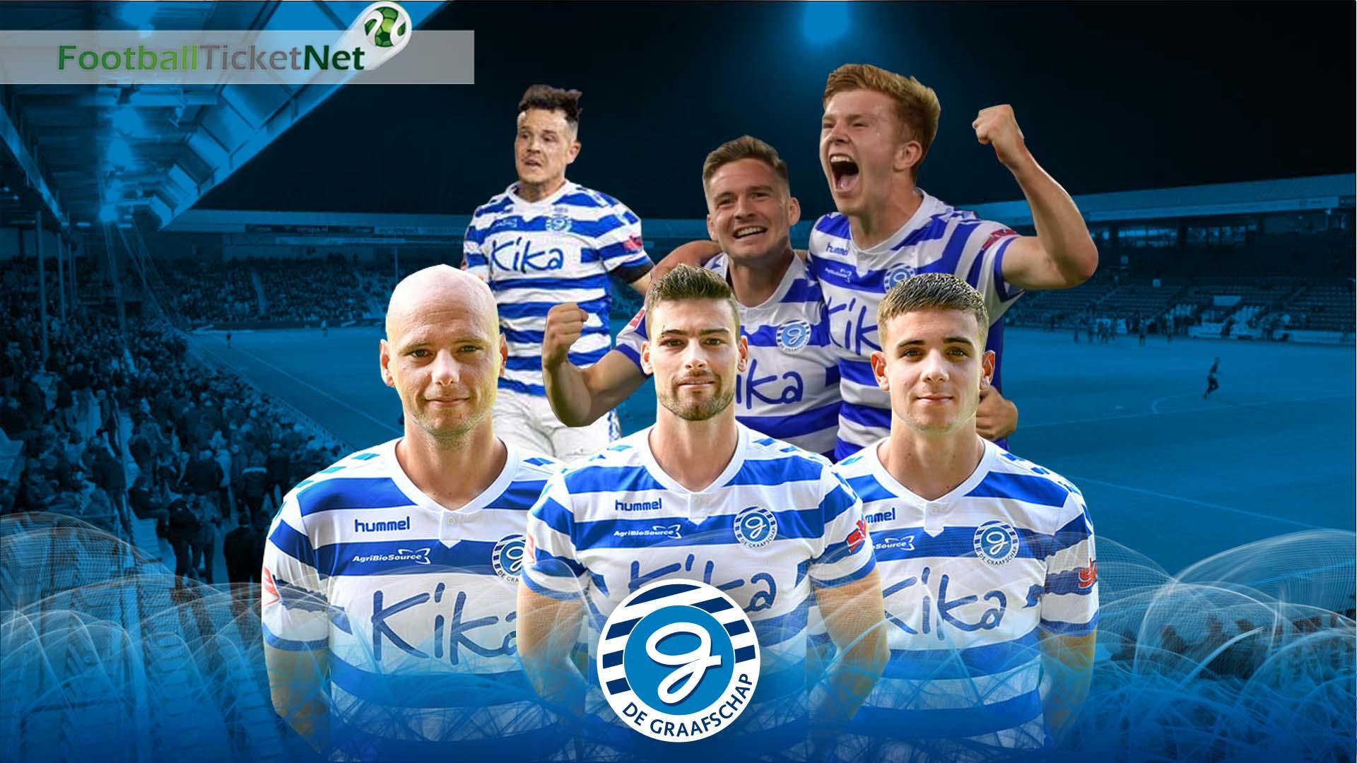 De Graafschap Tickets 2017/2018 Season