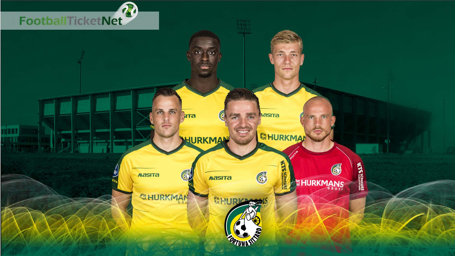 Fortuna Sittard Tickets
