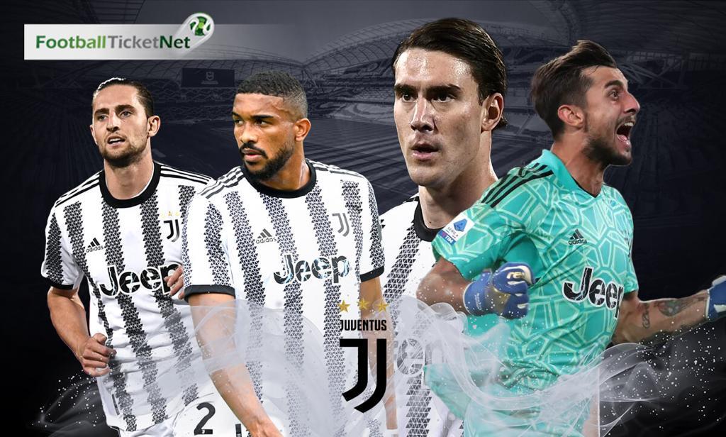 Juventus Tickets 2019/20 Season | Football Ticket Net