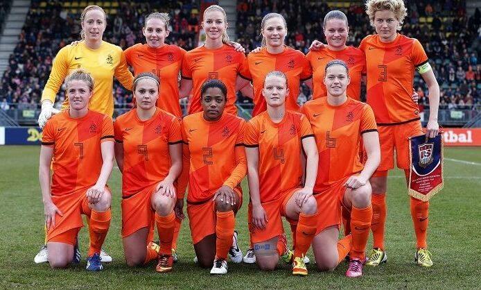 Netherlands (Women) Tickets 2018/19 Season | Football ...