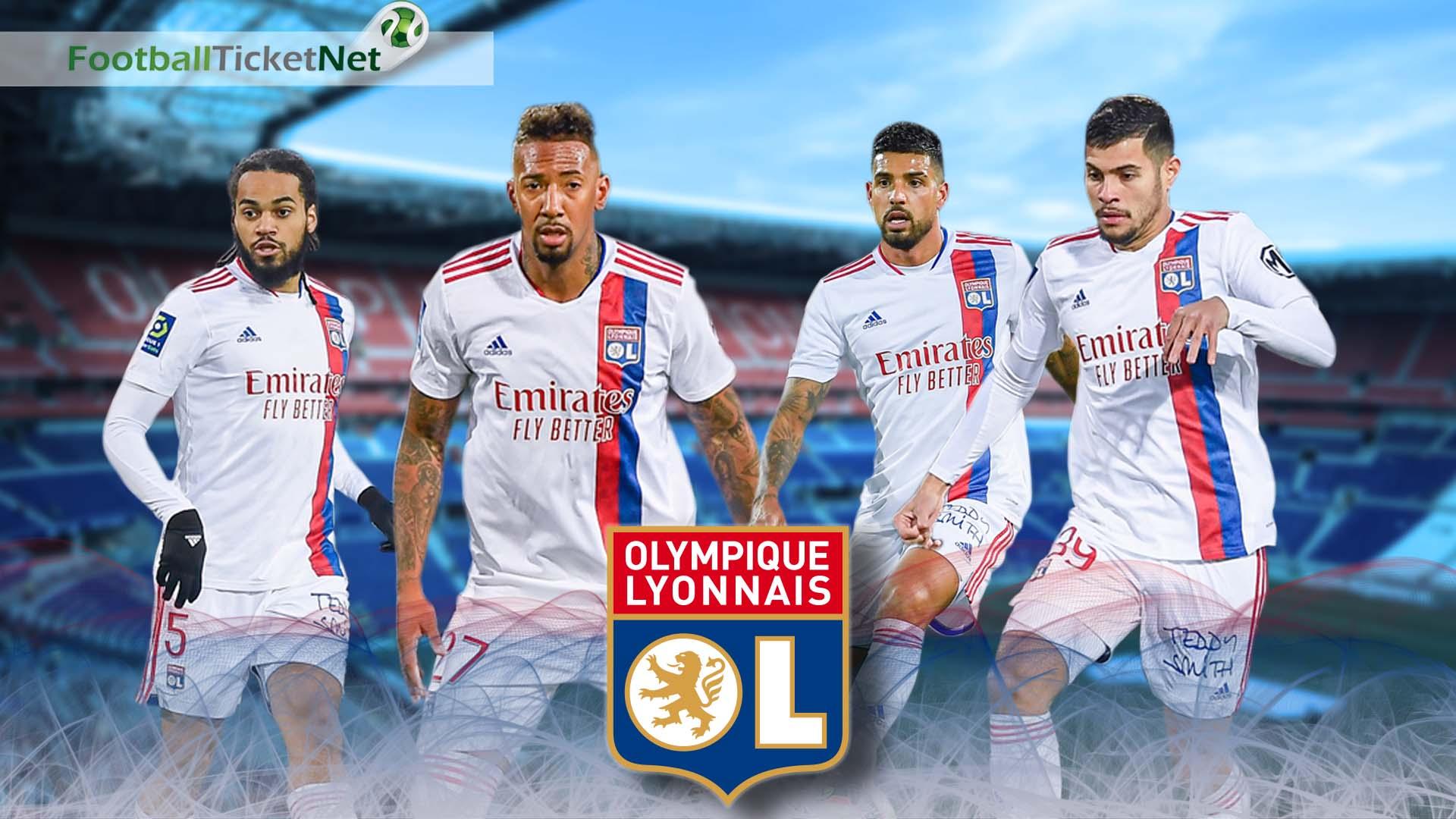 Olympique Lyonnais Tickets 2018/19 Season