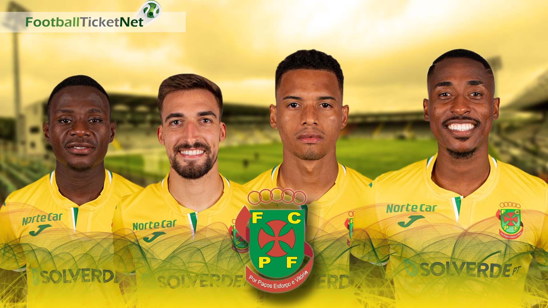 Pacos De Ferreira Tickets 2018/19 Season