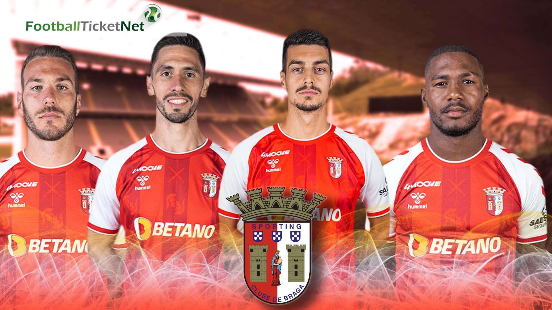SC Braga: SC Braga Tickets 2018/19 Season