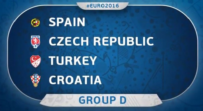 Group d euro 2016