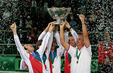 Buy Davis Cup Serbia Tennis Tickets Now!