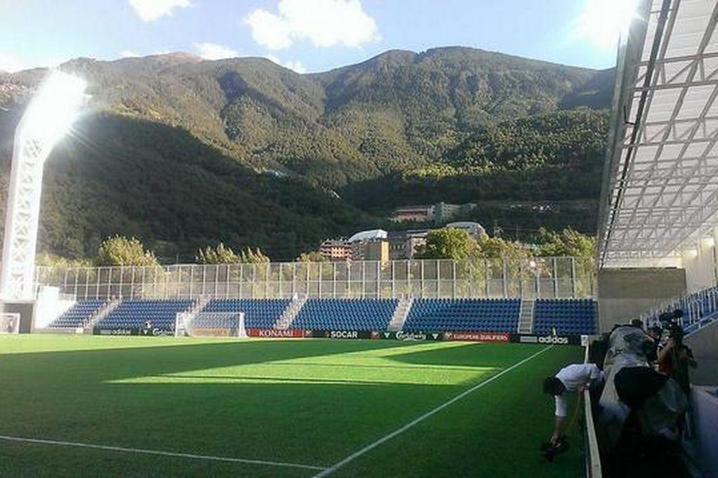 Football in Estadi Nacional D'Andorra | Football Ticket Net