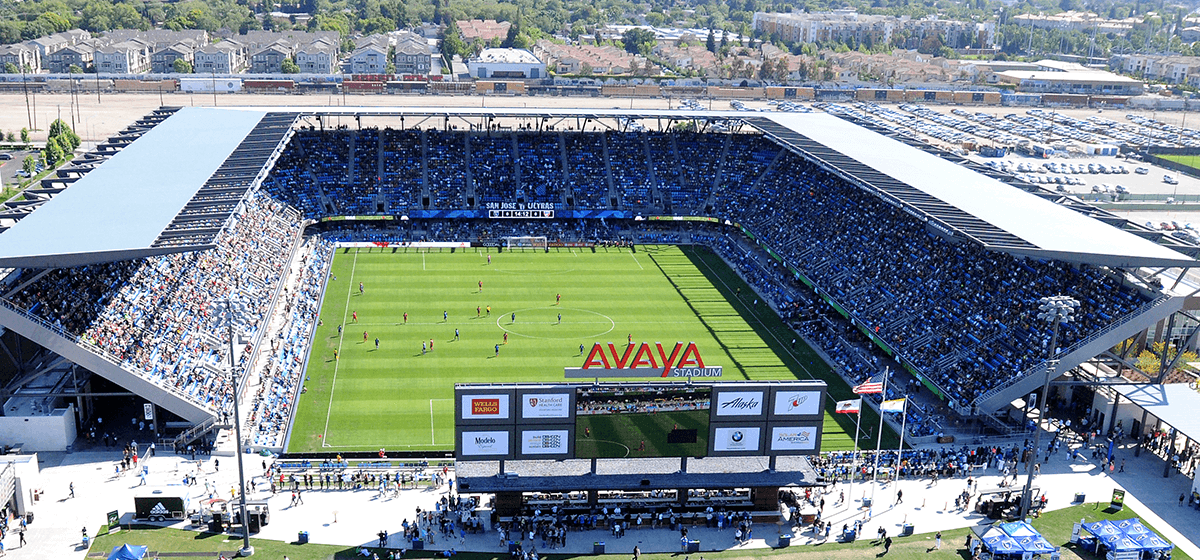 san jose earthquakes stadium autos post