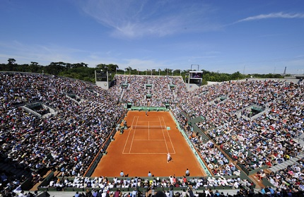 Buy Court Suzanne Lenglen Tennis Tickets Now!