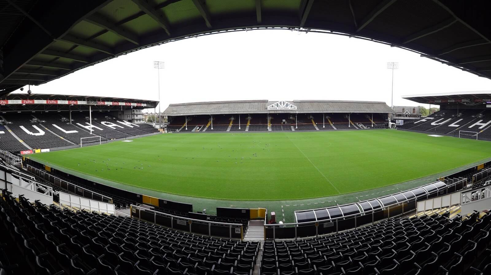 Football In Craven Cottage Football Ticket Net