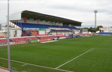Football in Estadio El Alcoraz | Football Ticket Net