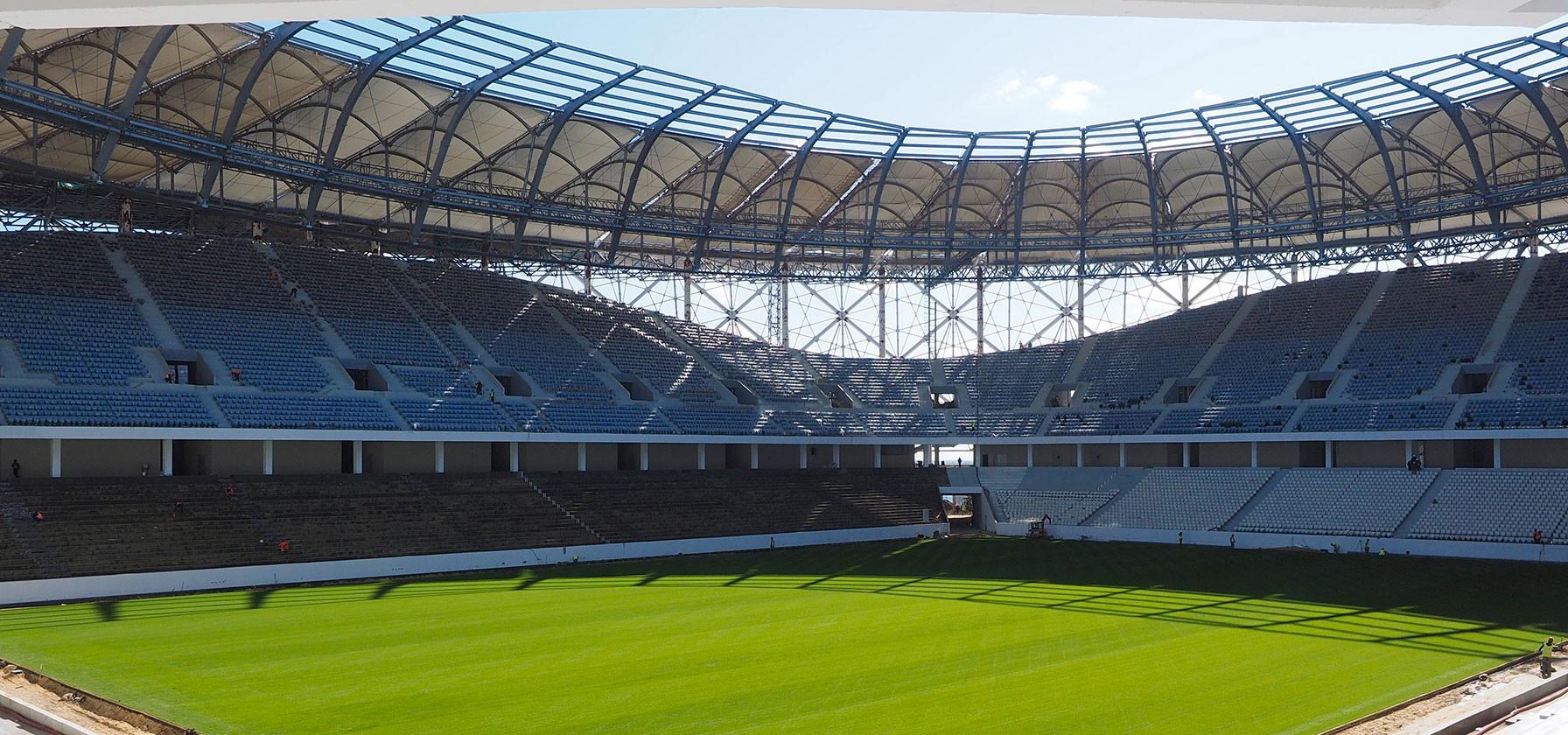Coupe du monde 2018: Découvrez tous les stades de la compétition