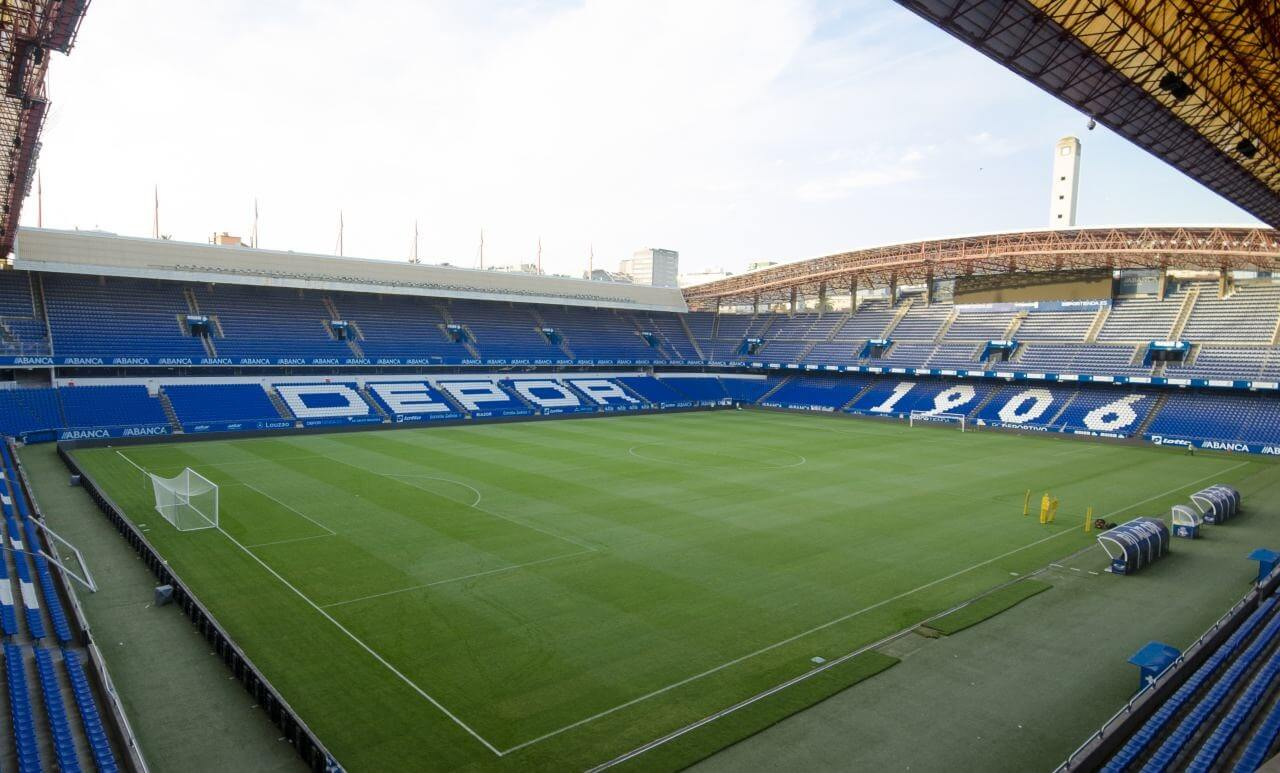Fc Barcelona Official Website >> Deportivo La Coruna vs Real Betis 12/02/2018 | Football Ticket Net