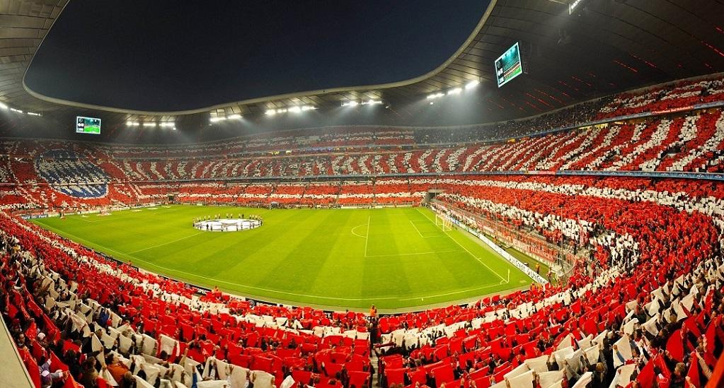 Allianz Arena Frankfurt