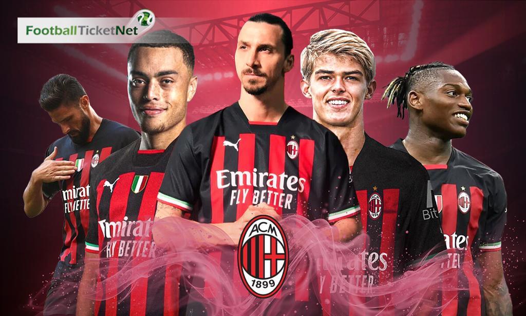 Buy Ac Milan Tickets 2020 21 Football Ticket Net