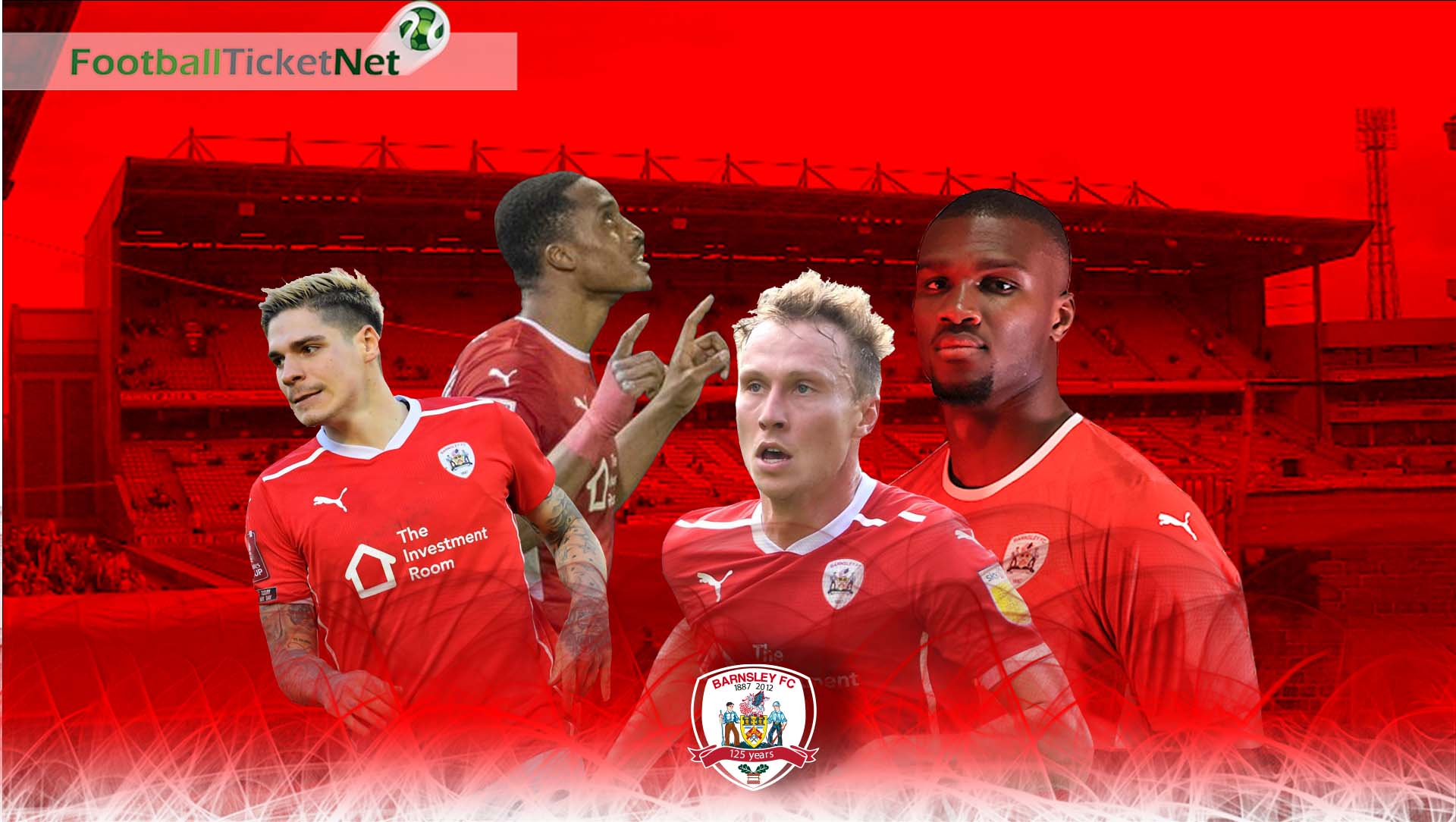 Buy Barnsley Football Tickets 2019 20 Football Ticket Net