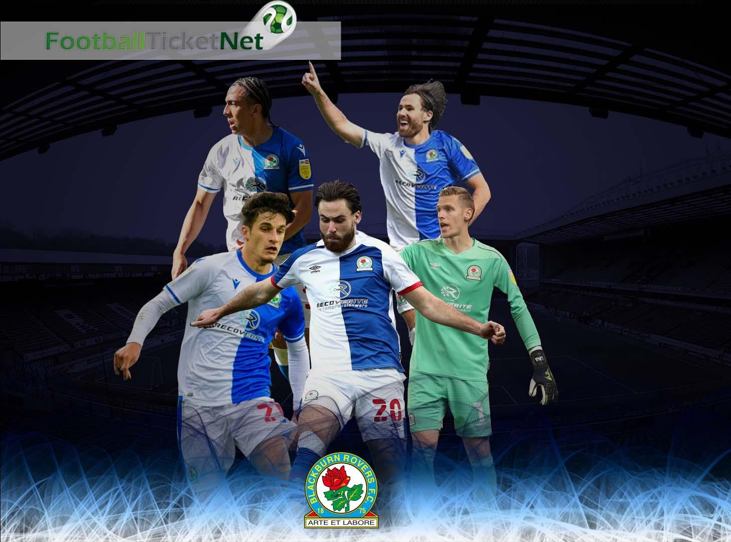 Buy Blackburn Rovers Football Tickets 2019 20 Football Ticket Net