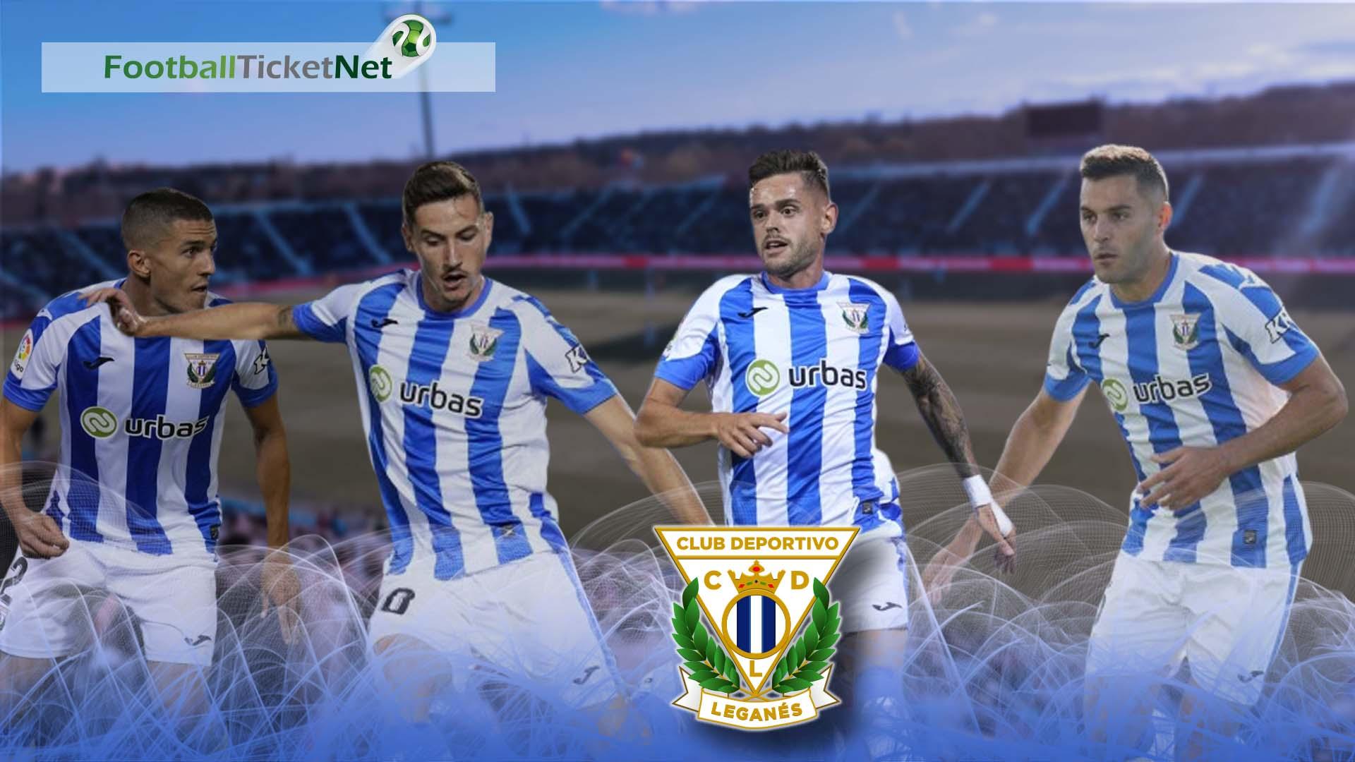 Buy Cd Leganes Football Tickets 2019 20 Football Ticket Net