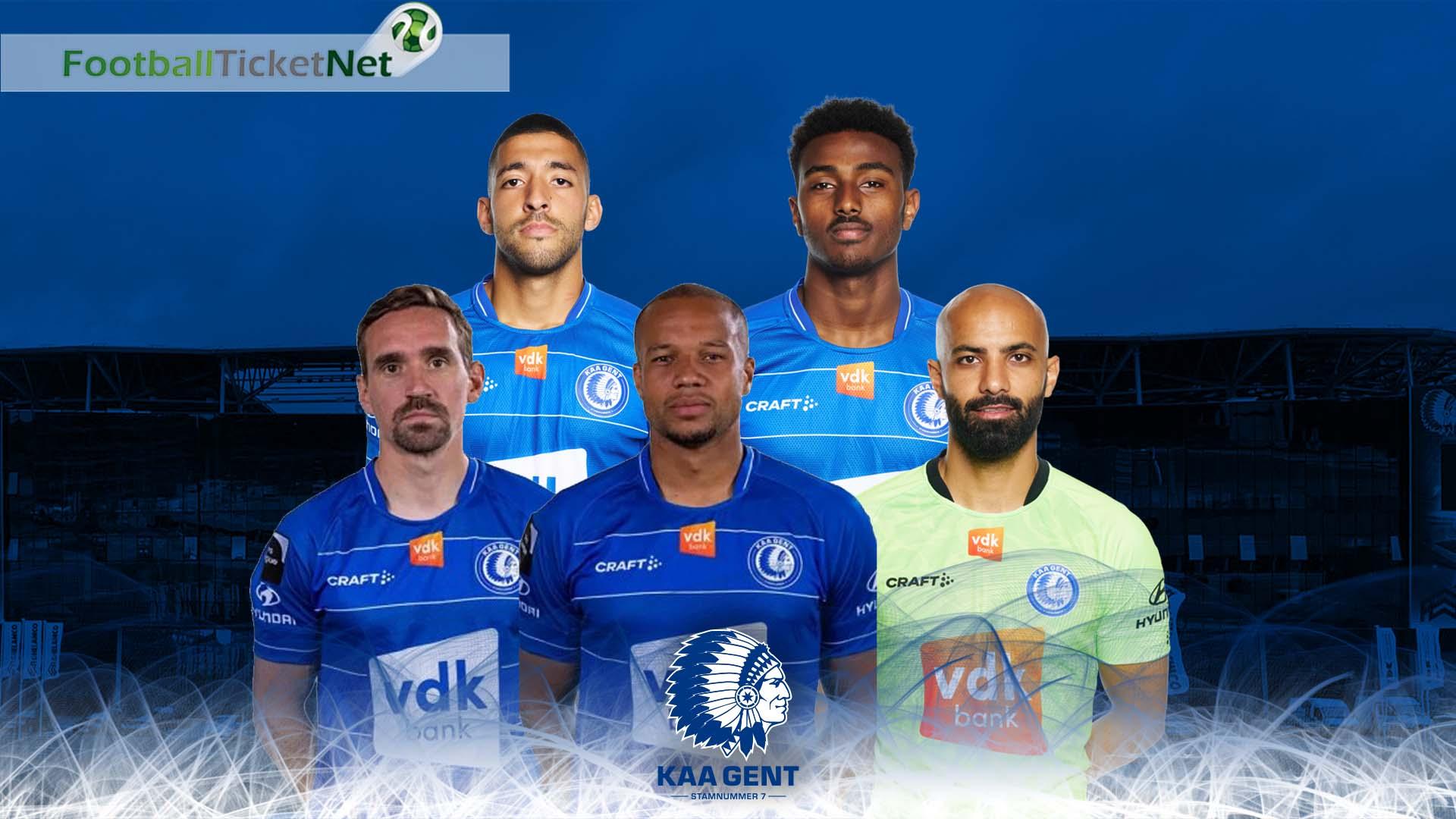Buy Gent Football Tickets 2020/21 | Football Ticket Net