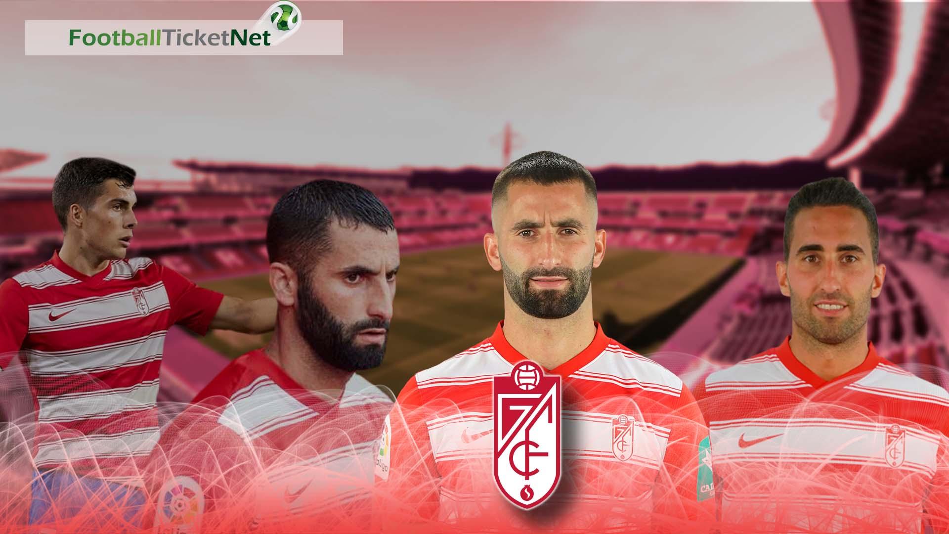 Buy Granada CF Tickets 2020/21 | Football Ticket Net