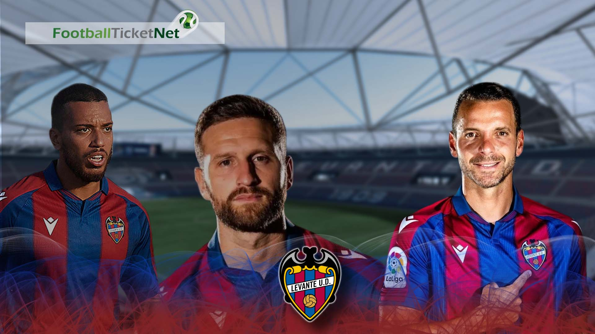 Buy Levante UD Football Tickets 2019/20 | Football Ticket Net