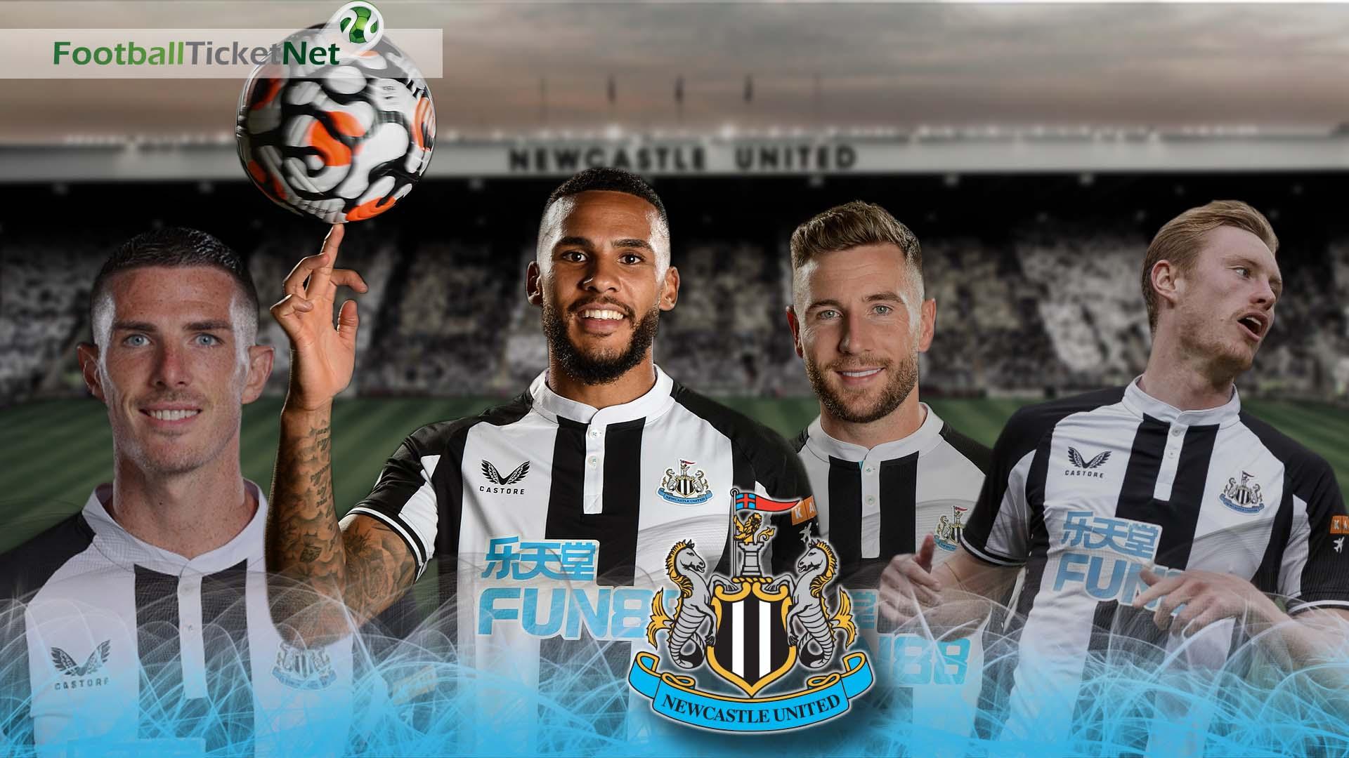 Buy Newcastle United Tickets 2020 21 Football Ticket Net