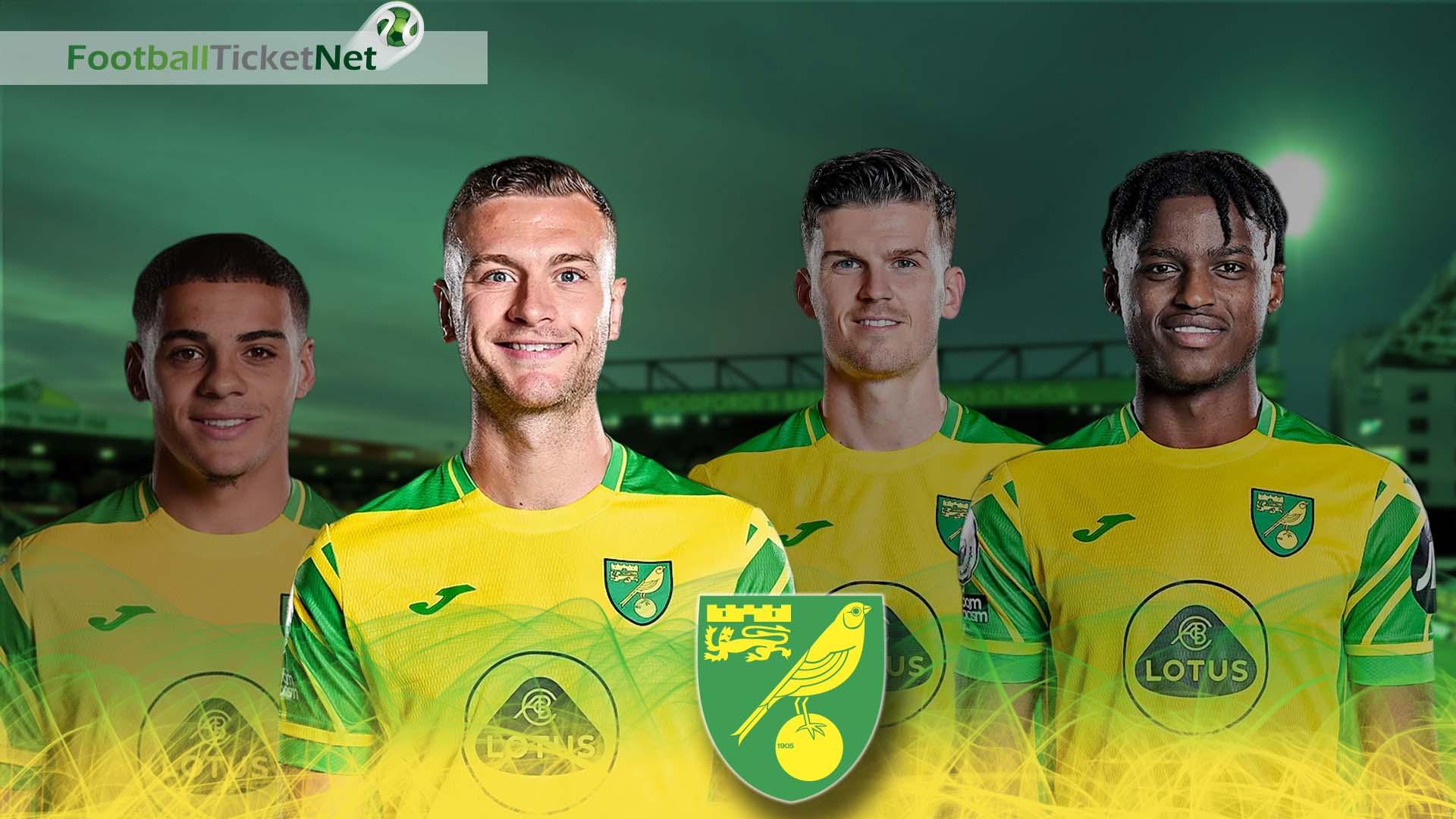 Buy Norwich City Tickets 2020 21 Football Ticket Net