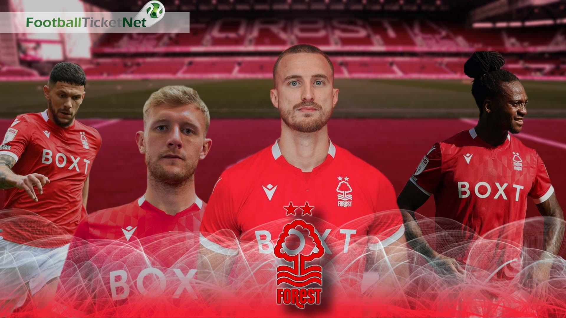 Buy Nottingham Forest Football Tickets 2019 20 Football Ticket Net