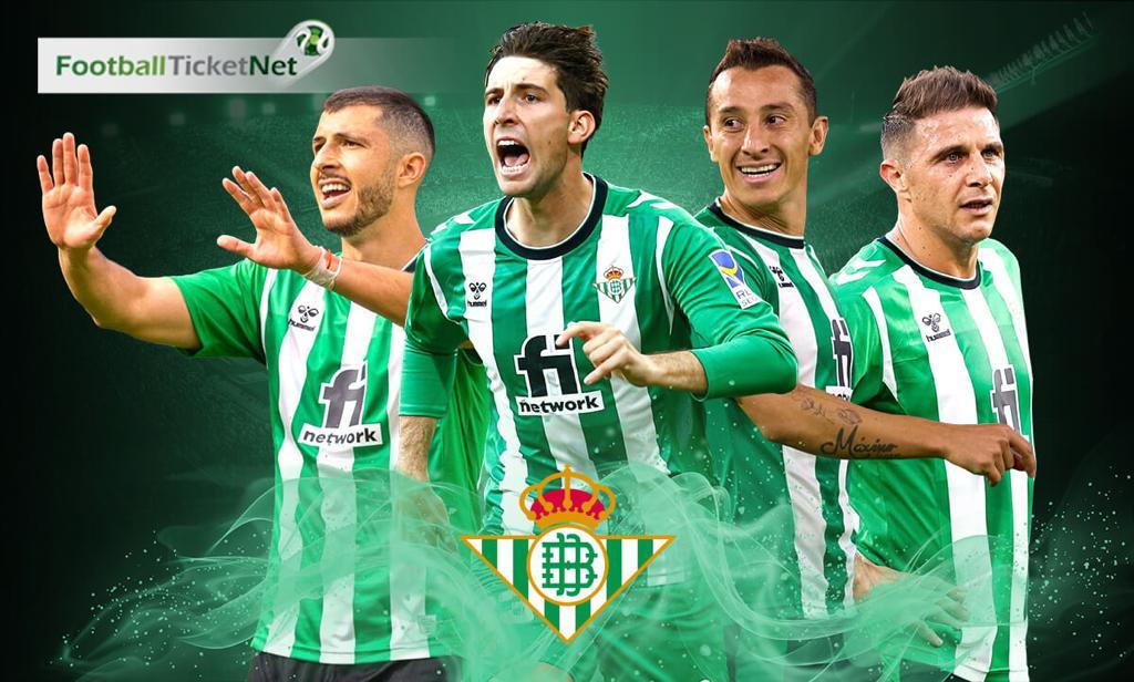 Buy Real Betis Football Tickets 2020 21 Football Ticket Net