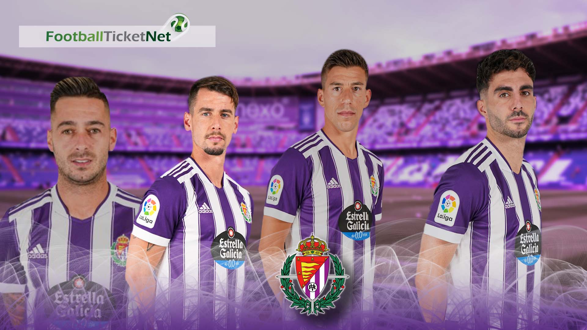 Buy Real Valladolid Football Tickets 2019 20 Football Ticket Net