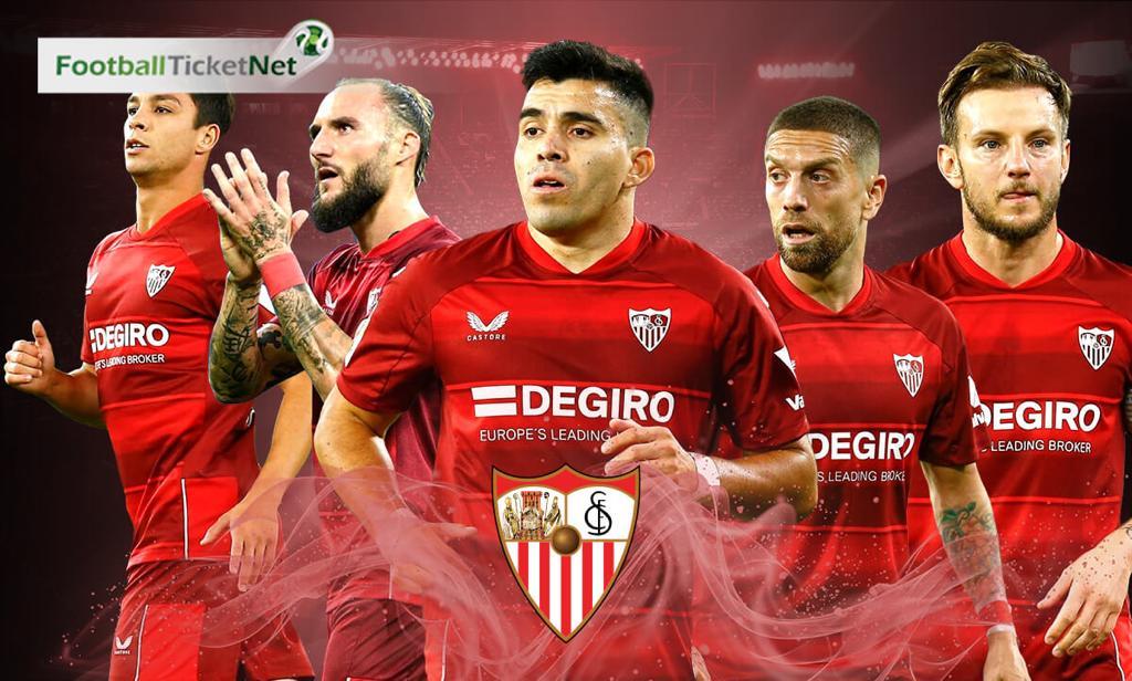 Buy Sevilla Fc Football Tickets 2019 20 Football Ticket Net