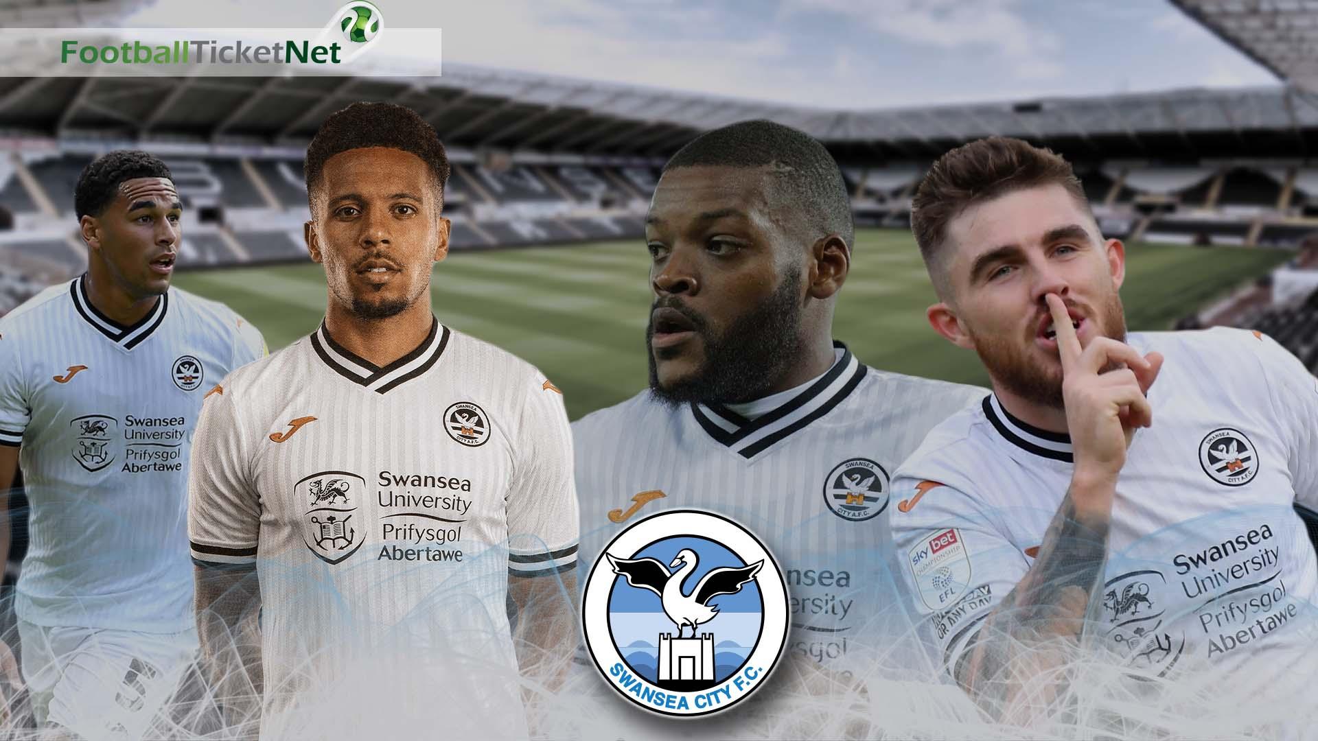 Buy Swansea City Football Tickets 2019 20 Football Ticket Net