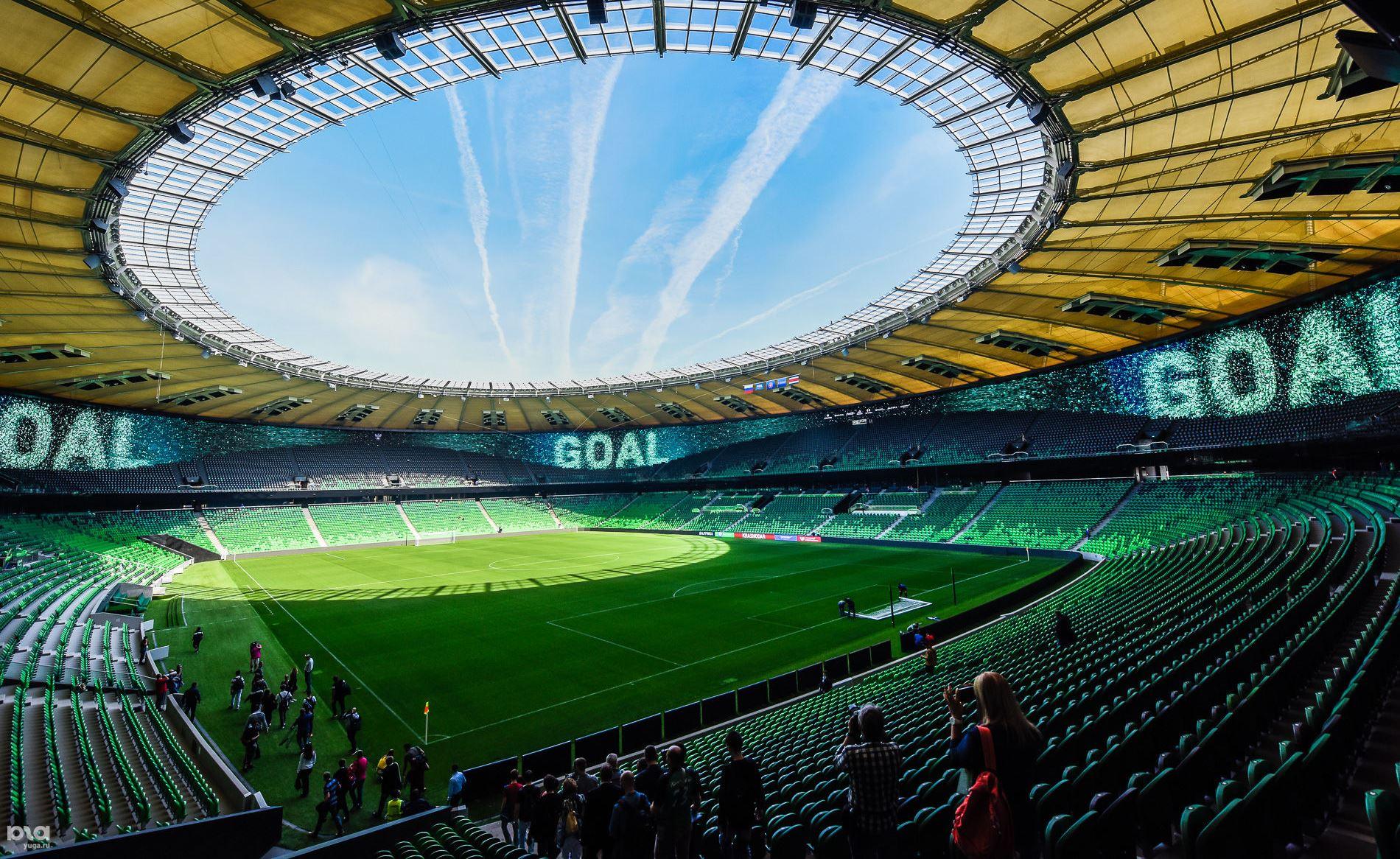 Krasnodar Vs Cska Moscow At Krasnodar Stadium On 07 12 19 Sat 16 30 Football Ticket Net